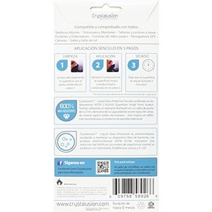 【抗菌&画面保護】スマホ・タブレット・液晶画面コーティング剤 Crystalusion(クリスタリュージョン)|fujitvlab-selection|04