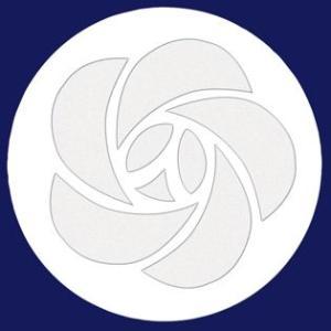 紙コースター 空押し(丸型) /100枚(袋入り)|fujix-sizai