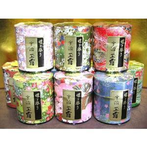 和紙缶入り宇治玉露(70g)|fujiya-chaho|03