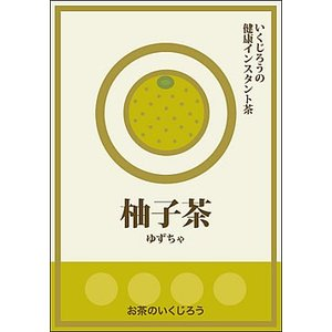 健康インスタント柚子茶|fujiya-chaho