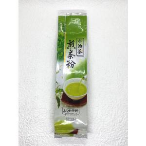 煎茶の粉茶|fujiya-chaho