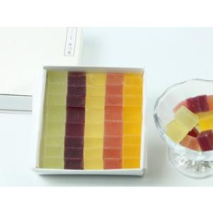 フルーツ琥珀 果乃菓40個入り|fujiya-chaho
