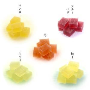 フルーツ琥珀 果乃菓40個入り fujiya-chaho 02