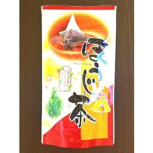 ほうじ茶のティーバッグ(テトラタイプ10パック入り)|fujiya-chaho