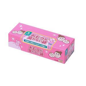 BOS おむつが臭わない袋 ベビー用 Sサイズ 200枚入 5箱セット PP|fujiyaku