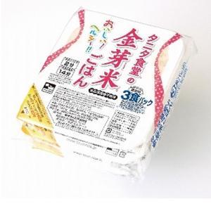 東洋ライス タニタ食堂の金芽米ごはん 3食パック×8ケース(24食)【クレジット決済のみ】(MS)