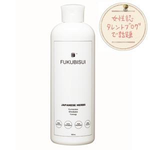 FUKUBISUI 【福美水】 顔・からだ用化粧水 500ml fujiyaku