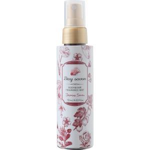 デイサボン ボディ&ヘアミスト ジャスミンサボン 花々に包まれる清涼感ある石鹸の香り 120ml [化粧水] fujiyaku