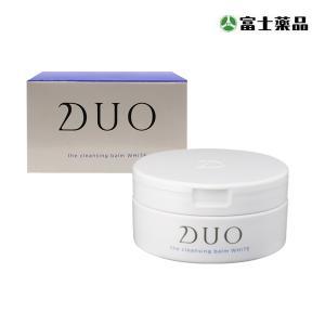 DUO ザ クレンジングバーム ホワイト 90g fujiyaku