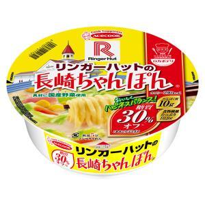 エースコック ロカボデリ リンガーハットの長崎ちゃんぽん 糖質オフ 85g×12個入り (1ケース) (MS)