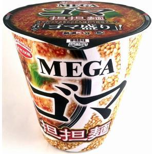 エースコックMEGAゴマ担担麺 12食入り×1ケース【クレジット決済のみ】KK