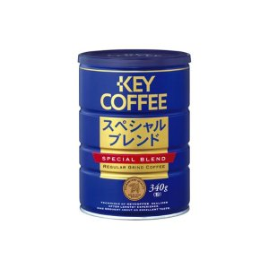 キーコーヒー 缶スペシャルブレンド 340g(1ケース12缶) (MS) クレジット決済のみ