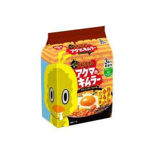 日清 チキンラーメンアクマのキムラー  9個1ケース【クレジット決済のみ】(KT)