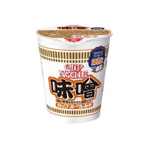 日清 カップヌードル 味噌 83g×20個入り (1ケース) (MS)