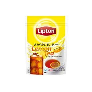リプトン さわやかレモンティー 500g 12個(1ケース) (MS)【クレジット決済のみ】