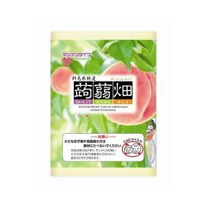 マンナンライフ 蒟蒻畑白桃味 300g(1パッ...の関連商品7
