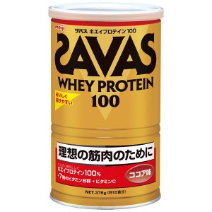 ザバス ホエイプロテイン100 ココア 18食分|fujiyaku