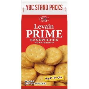 YBC ルヴァンプライムサンドチェダーチーズ10袋(1ケース)(YB)