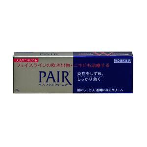 ★【第2類医薬品】ペアアクネクリームW 24g