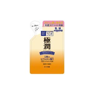 肌ラボ 極潤プレミアムヒアルロン乳液 つめかえ用 140mL