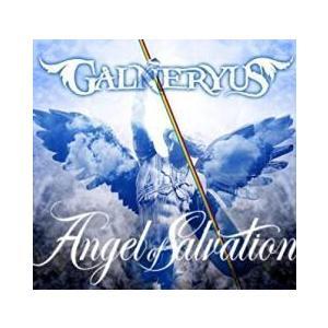 ANGEL OF SALVATION レンタル落ち 中古 CD