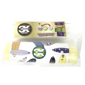3X+PLUS クリアデッキ LFB ロング用テールデッキ含む(大判など8枚入り) fuki-fashion