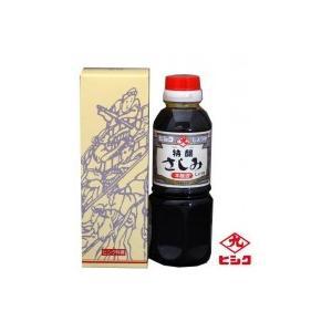 (同梱・代引不可)ヒシク藤安醸造 特醸 さしみ醤油 300ml×6本 S-036上|fuki-fashion