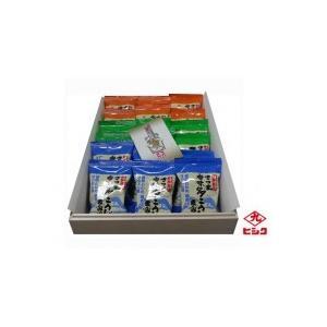 (同梱・代引不可)ヒシク藤安醸造 薩摩・味の宝箱(フリーズドライ味噌汁18個入) FD-27|fuki-fashion