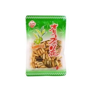 (同梱・代引不可)植垣米菓 オリーブの花 87g×12|fuki-fashion