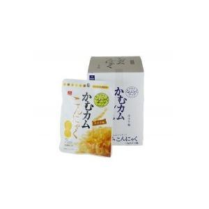 (同梱・代引不可)アスザックフーズ 噛むカムこんにゃく ホタテ味 60袋(10袋×6箱)|fuki-fashion