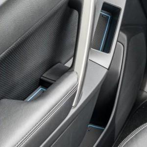 車内用シート ラバーマット LYZER ラバット SUBARU フォレスター SJ系用|fuki-fashion
