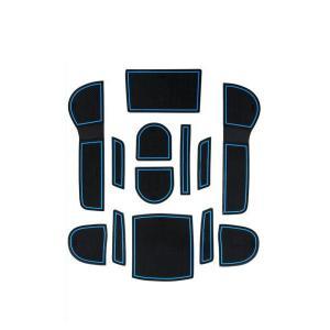 車内用シート ラバーマット LYZER ラバット SUBARU LEVORG(レヴォーグ)用|fuki-fashion