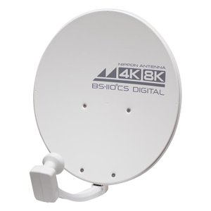 4K8K対応のBS・110度CSアンテナ!!