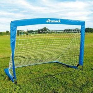 組立て簡単、収納簡単。簡易式ミニサッカーゴール!!