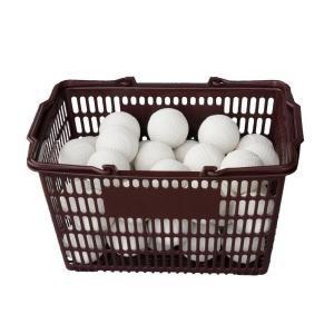 軟式野球公認球に準じた国産練習球。