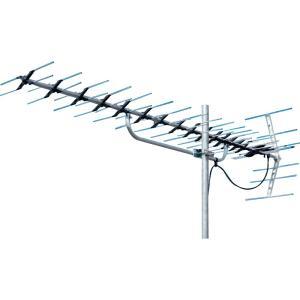 マスプロ電工 地上デジタル放送受信用 家庭用 超高性能UHFアンテナ 20素子 LS206TMH|fuki-fashion