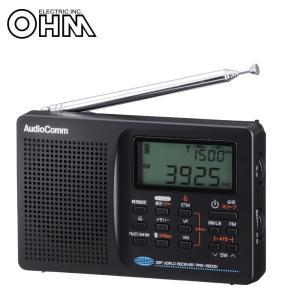 オーム電機 OHM AudioComm DSPワールドレシーバー RAD-S600N|fuki-fashion
