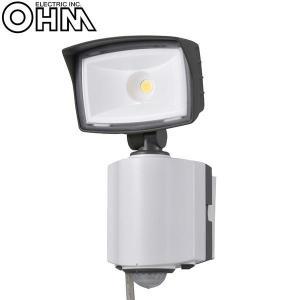 オーム電機 OHM 1灯式LEDセンサーライト OSE-LS1200 fuki-fashion