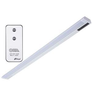 オーム電機 OHM リモコンタイプ LEDエコスリム多目的灯(昼光色) 14W 857mm LT-NLDM14D-HNR|fuki-fashion