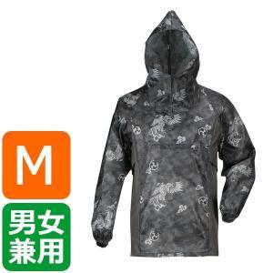 カジメイク Air-one快適ヤッケ 鳳凰 M 2271|fuki-fashion