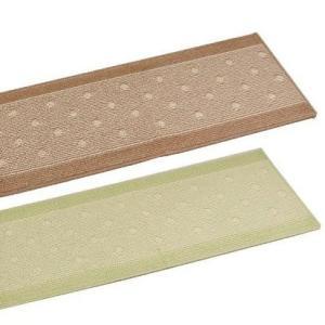 日本製 滑りにくく洗濯しやすいキッチンマット プロント 45×240cm|fuki-fashion