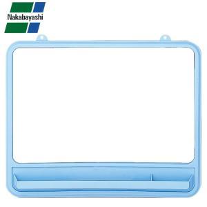 マグネット付きでシンプルなホワイトボード。