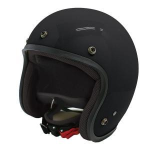 ダムトラックス(DAMMTRAX) JET-D ヘルメット PEARL BLACK MENS|fuki-fashion
