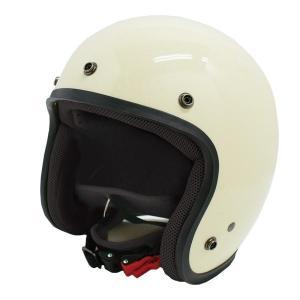 ダムトラックス(DAMMTRAX) JET-D ヘルメット PEARL IVORY MENS|fuki-fashion