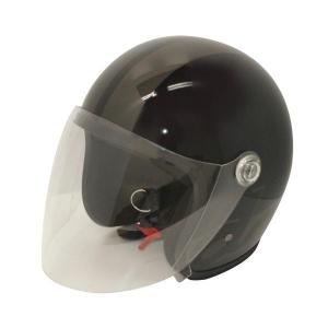 ダムトラックス(DAMMTRAX) JET-S DAMM&RAX dammtrax ヘルメット BLACK/GUNMETAL|fuki-fashion