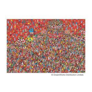 ジグソーパズル 150ラージピース ウォーリーをさがせ Where's Wally? アニバーサリーボール フォー ジャパン L74-174|fuki-fashion