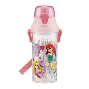pos.439667 プリンセス Disney Princess 食洗機対応 直飲みプラ製ワンタッチ...