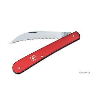 折り畳み式のパン用ナイフです。