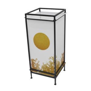 (同梱・代引不可)日本製 フロアランプ 行灯 ともしび HFL-052 W004|fuki-fashion