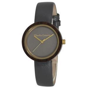 腕時計 クラウディア・カテリーニ グレー CC-A116-GRB|fuki-fashion